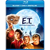 E.T. The Extra-Terrestrial - Blu-ray + DVD + Digital