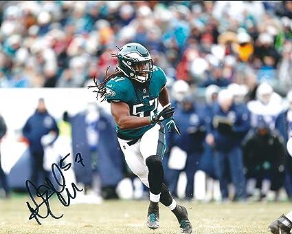 Autographed Dannell Ellerbe 8x10 Philadelphia Eagles Photo at ...