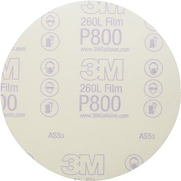 3M 01321 Stikit 6 P600 Grit Finishing Film Disc