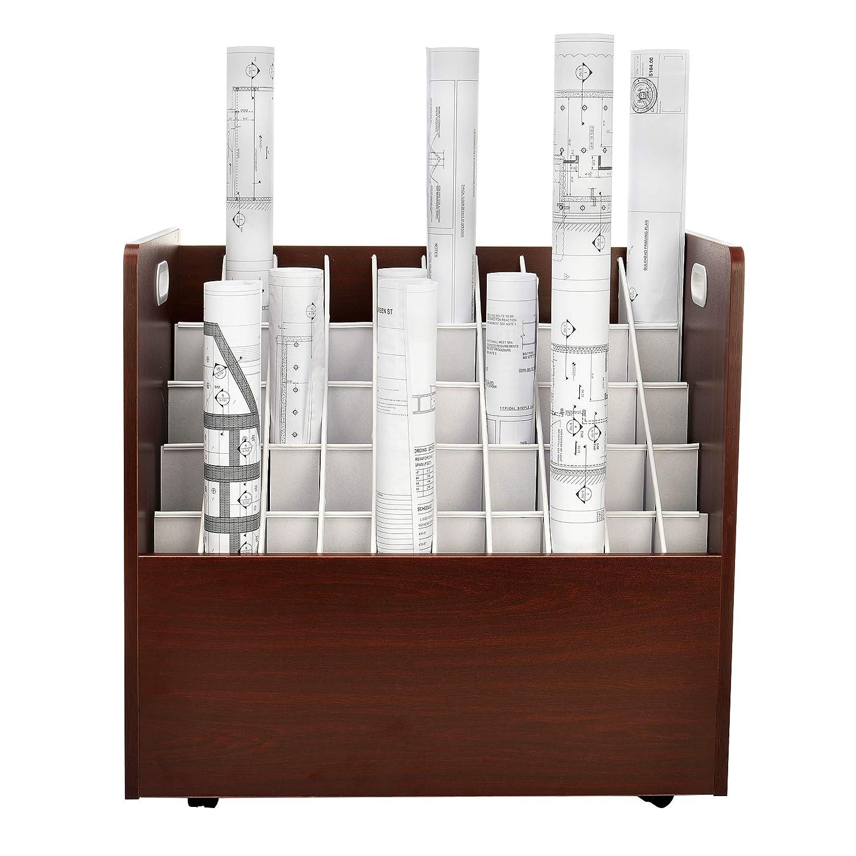 Amazon.com: AdirOffice - Carpeta de madera para documentos ...