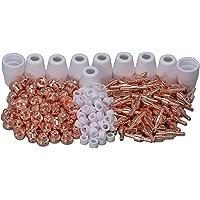 LG-40 PT-31 Plasma Electrode Tip Nozzles Kit Fit CUT 40 50 50D CT312 Plasma Cutter 235pcs