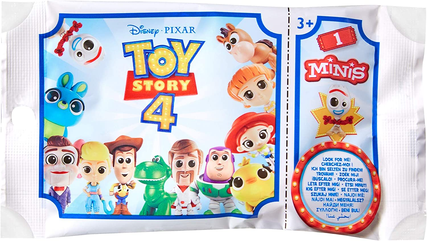 Details about  Ducky Mini figure Toy Story 4