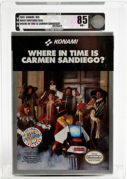 where in time is carmen sandiego 1997 game download