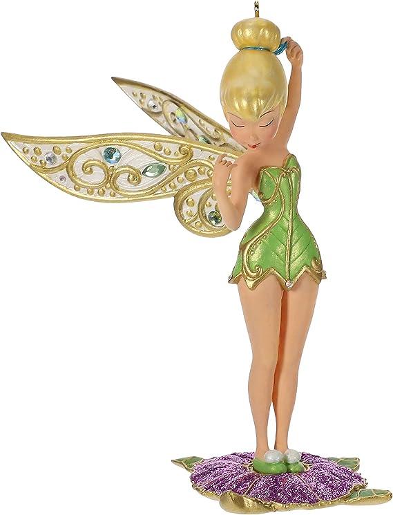 Disney Peter Pan Dated 2015 WOODLAND WONDER Tinker Bell Hallmark