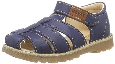 0622e19ba7b3 Kavat Boys  Hällevik EP Open Toe Sandals Blue Size  10.5 Child UK ...