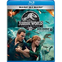 Jurassic World: Fallen Kingdom [Blu-ray 3D] (Sous-titres français)
