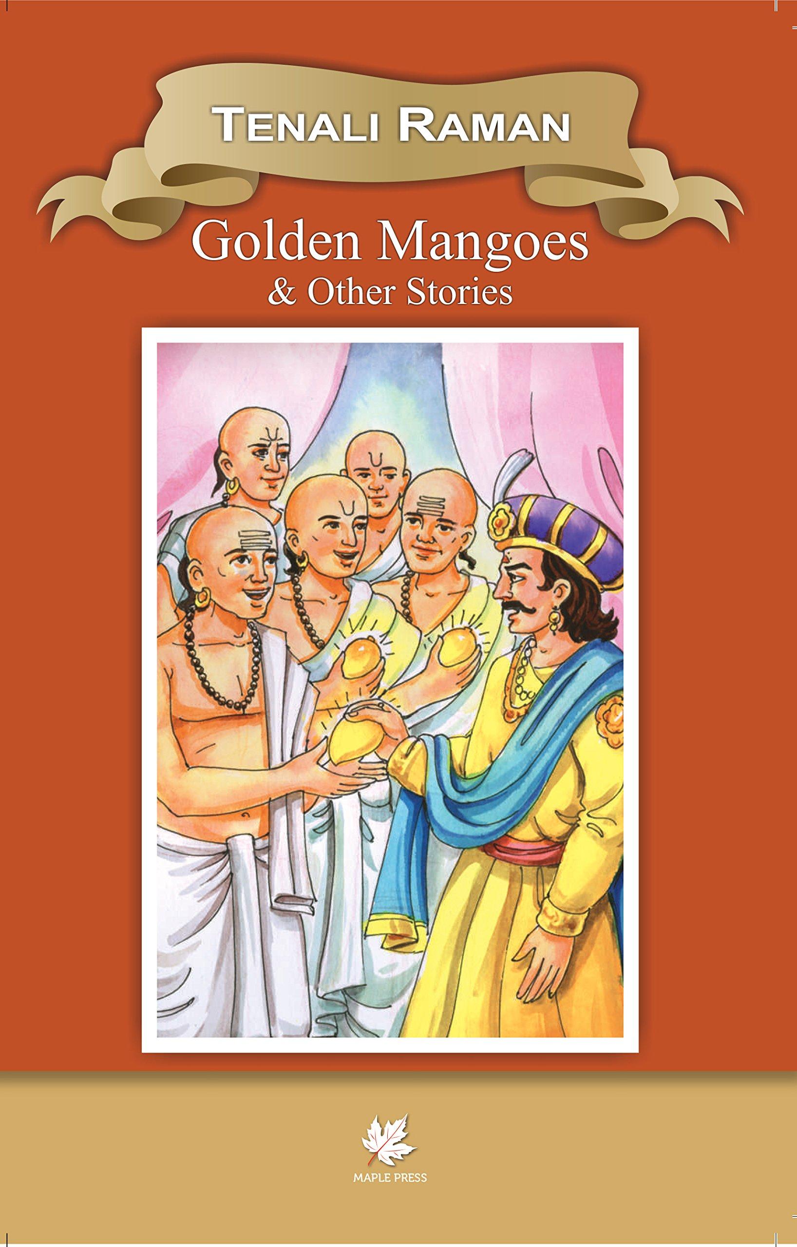 Buy Tenali Raman Golden Mangoes - Wisdom Series (Classic