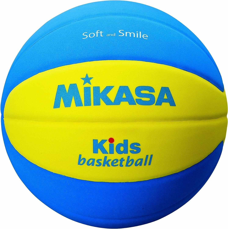MIKASA balón de Baloncesto sb5-ybl: Amazon.es: Coche y moto
