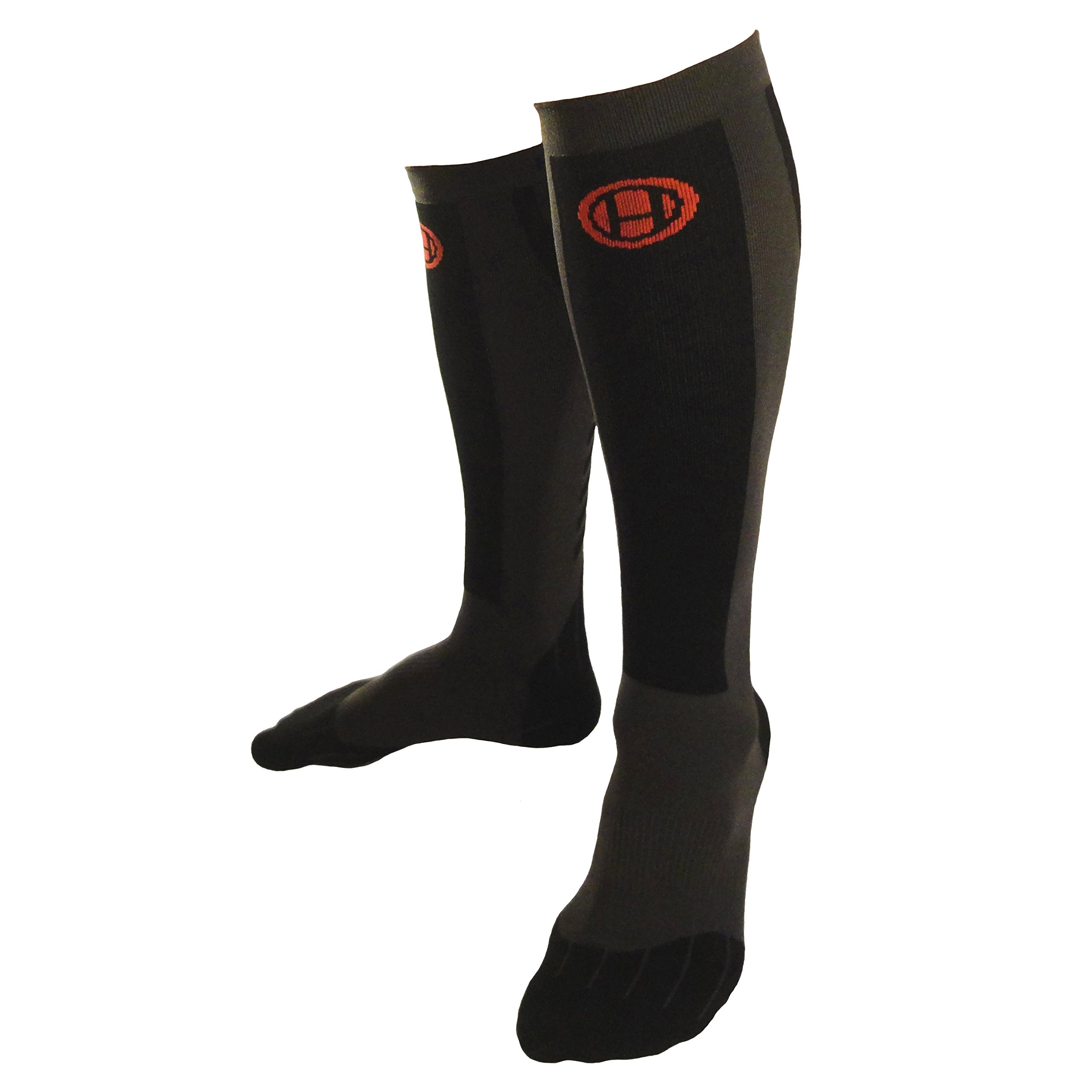 Hoplite High-Performance Compression Socks for running,lifting and OCR