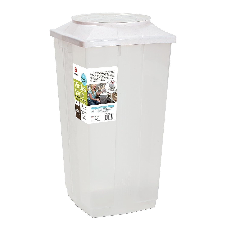 Amazoncom Vittles Vault Home 40 lb Airtight Pet Food Storage