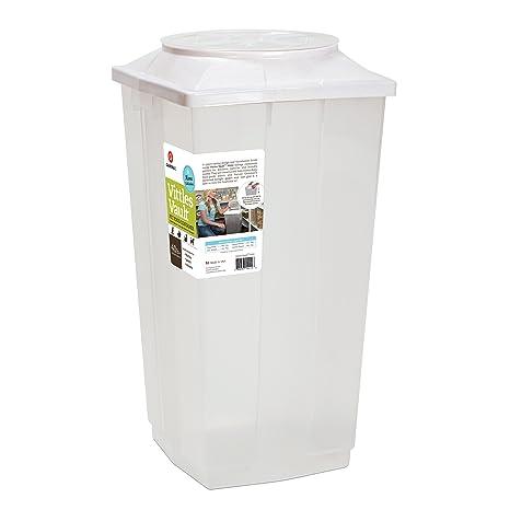 Vittles Vault Home 40 lb Airtight Pet Food Storage Container  sc 1 st  Amazon.com & Amazon.com : Vittles Vault Home 40 lb Airtight Pet Food Storage ...