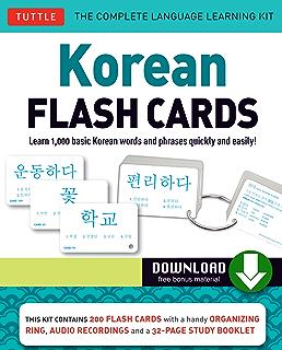 Korean for Beginners: Mastering Conversational Korean (Downloadable