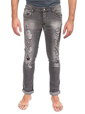 JCOLOR Dylan Blck PAT01 - Pantalones Vaqueros para Hombre ...