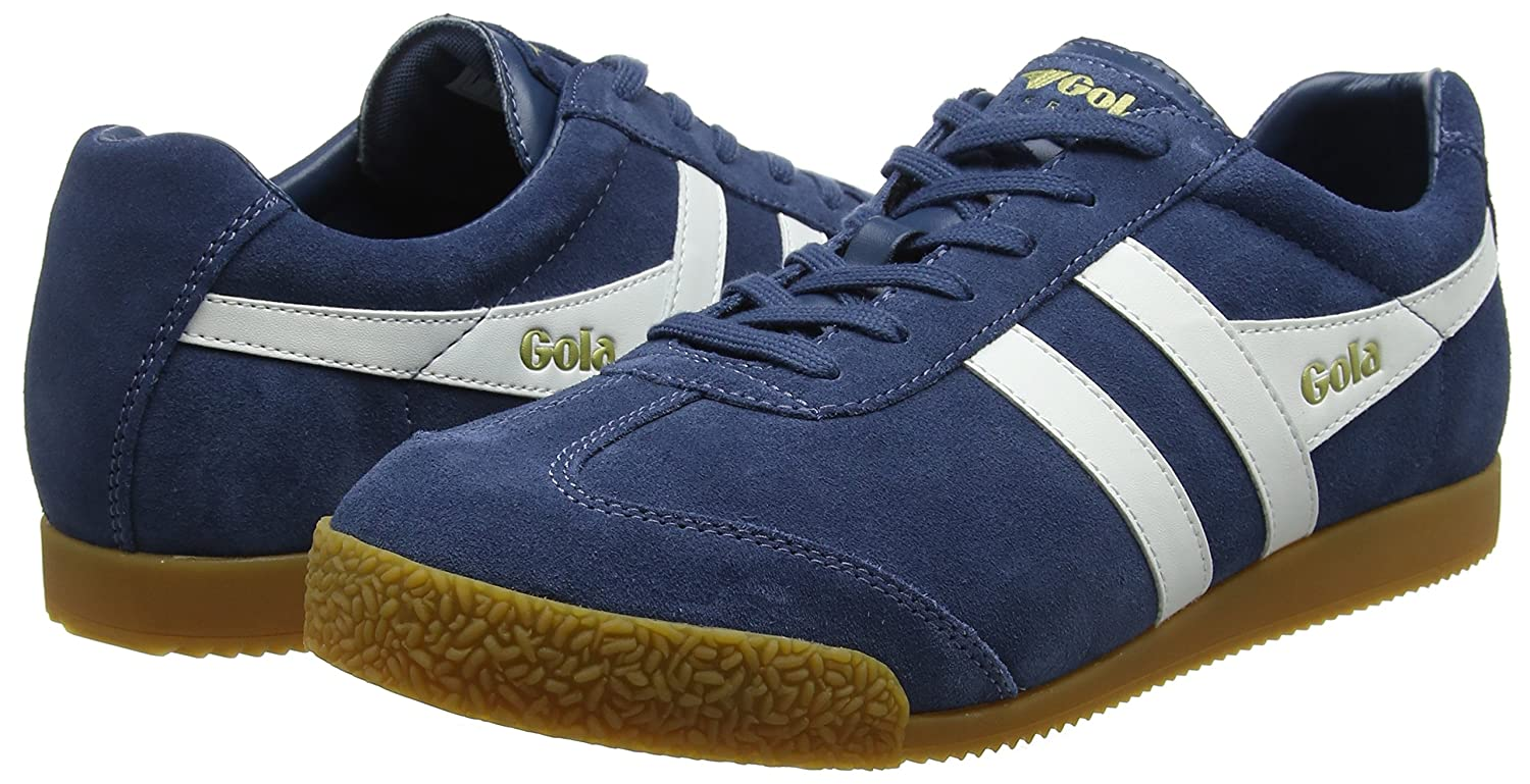 Gola Men's Harrier Fashion Sneaker B079FYLC7T 7 D(M) US|Baltic/White