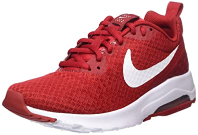 Nike Air Max Motion LW, Sneakers Basses Homme, Rouge (Gym