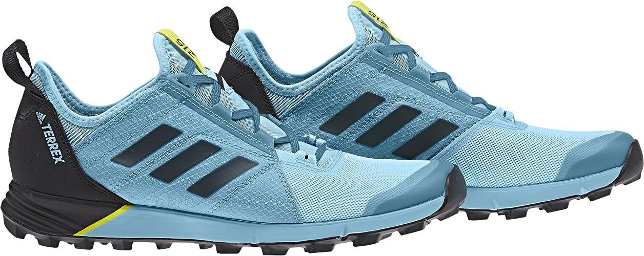 adidas Damen Terrex Agravic Speed W Trekking- & Wanderhalbschuhe, blau