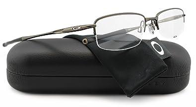 b6efe9f0cc Oakley OX3102-0352 Clubface Pewter Eyeglasses Gunmetal OX3102 0352 ...