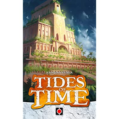 Tides of Time Board Game: Toys & Games