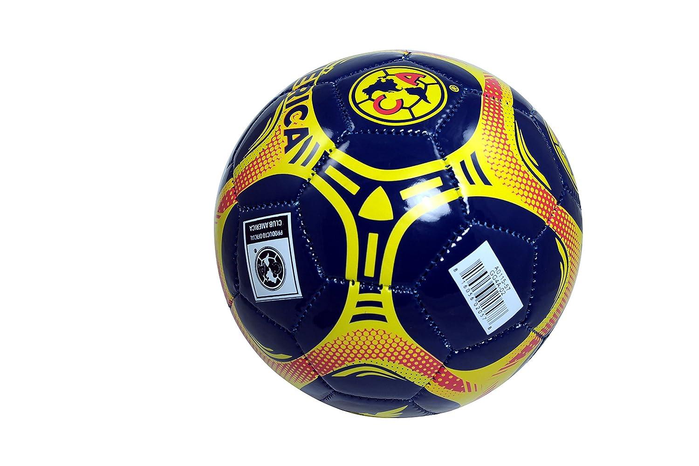 Club Amercia Authentic - Balón de fútbol con licencia oficial ...