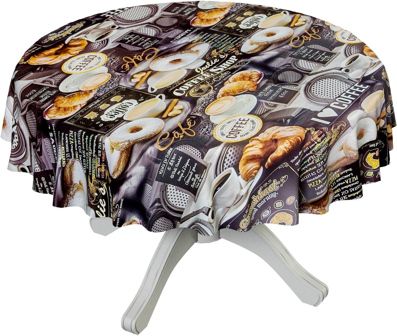 Hule, mantel encerado para mesa, lavable, varios diseños, tamaño a ...
