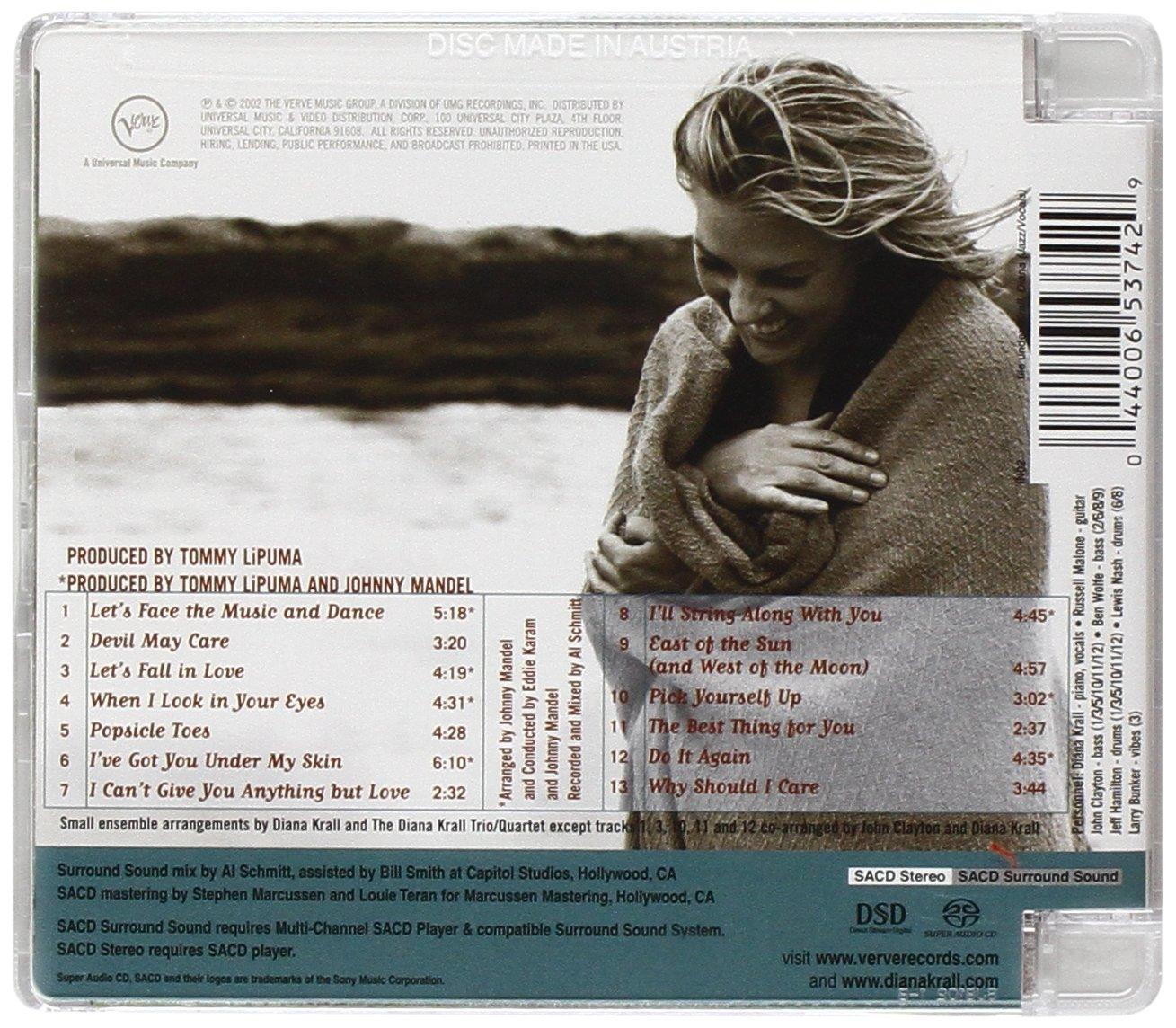 When I Look In Your Eyes [SACD]- [Requires SACD-compatible players to play]