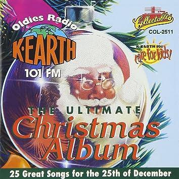 Various Artists - The Ultimate Christmas Album, Vol. 1 - Amazon ...