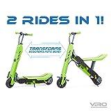 VIRO Rides Vega 2-in-1 Transforming Electric