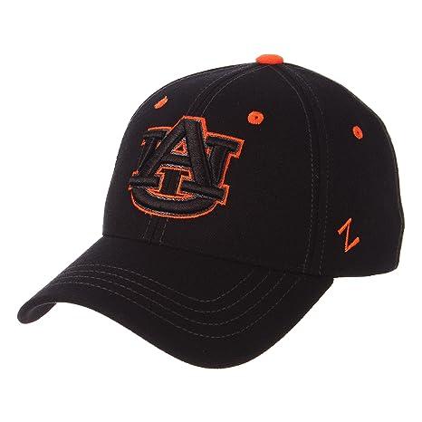 Zephyr Auburn University Tigers AU Black Top Element DH - Gorra ...