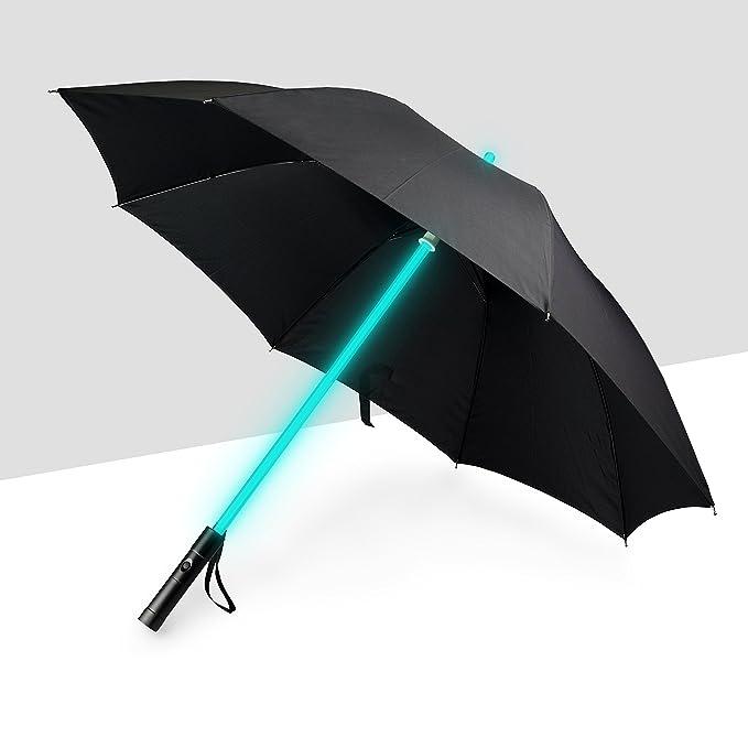 Nett Regenschirm Stockschirm Erhältlich In Verschiedenen Farben Kleidung & Accessoires
