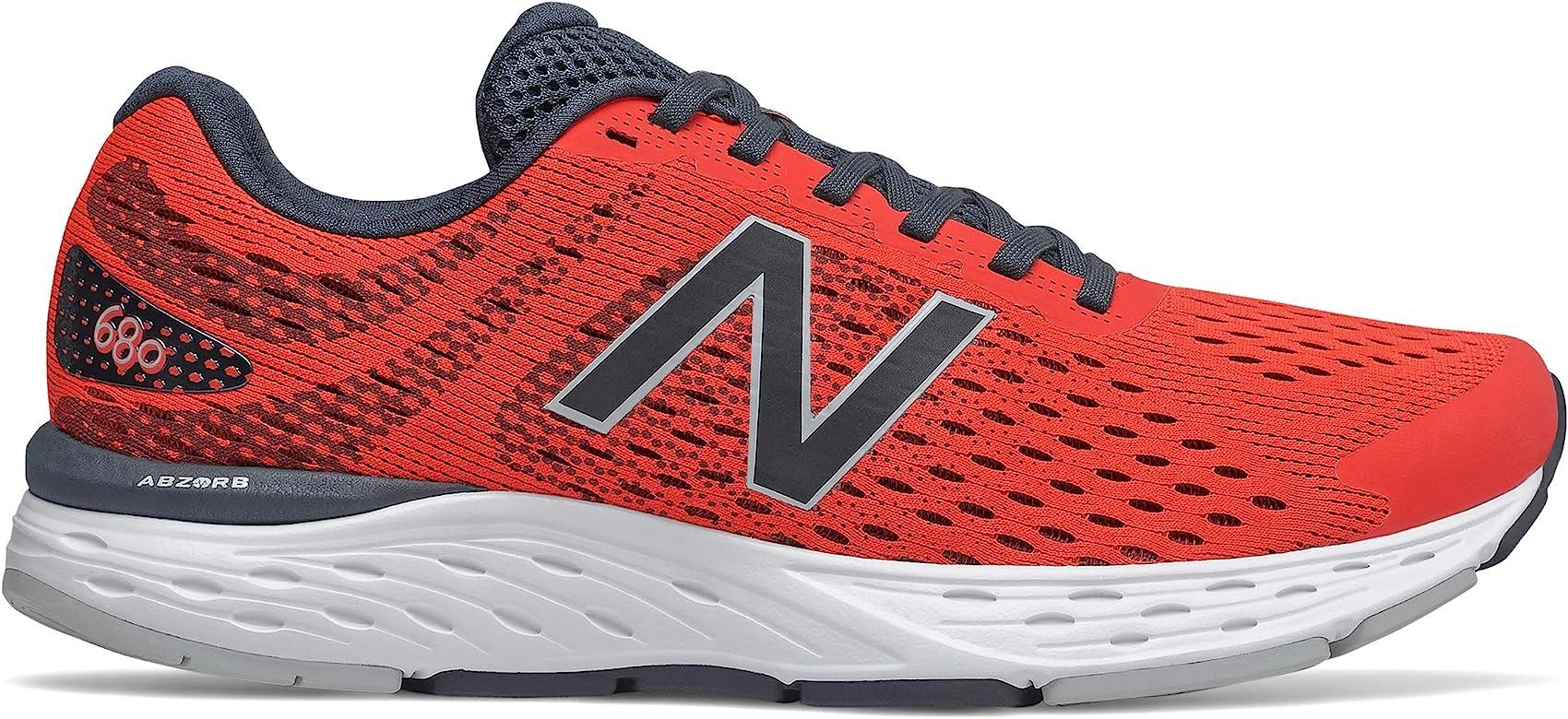 New Balance 680 V6 Cushioning, Zapatillas para Correr para Hombre, Cable Blaze Oscuro, 40 EU: Amazon.es: Zapatos y complementos