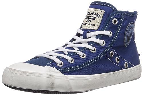 Pepe Deportivas Zapatillas Ankle Clinton Boot Jeans London Altas qxgvrwqYX