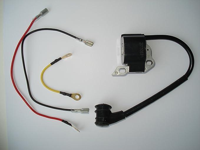 Bobina de encendido adaptable desbrozadora Stihl FS160 ...
