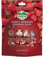 OXBOW Simple Rewards Strawberry Small Animal Treat 0.5 oz.