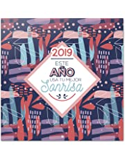 Grupo Erik Editores Amelie - Calendario 2019, 30 x 30 cm