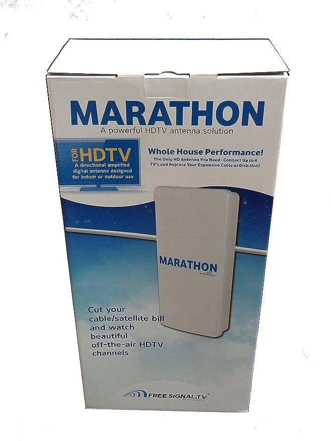 Amazon.com: Free Signal TV Marathon HDTV Long Distance Amplified ...