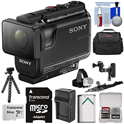 Amazon.com: Sony Action Cam HDR-AS50 WiFi HD cámara de vídeo ...