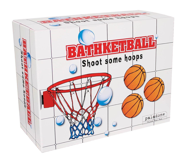 Bathketball Bathroom Fun - Mini Basketball Game: Amazon.co.uk ...