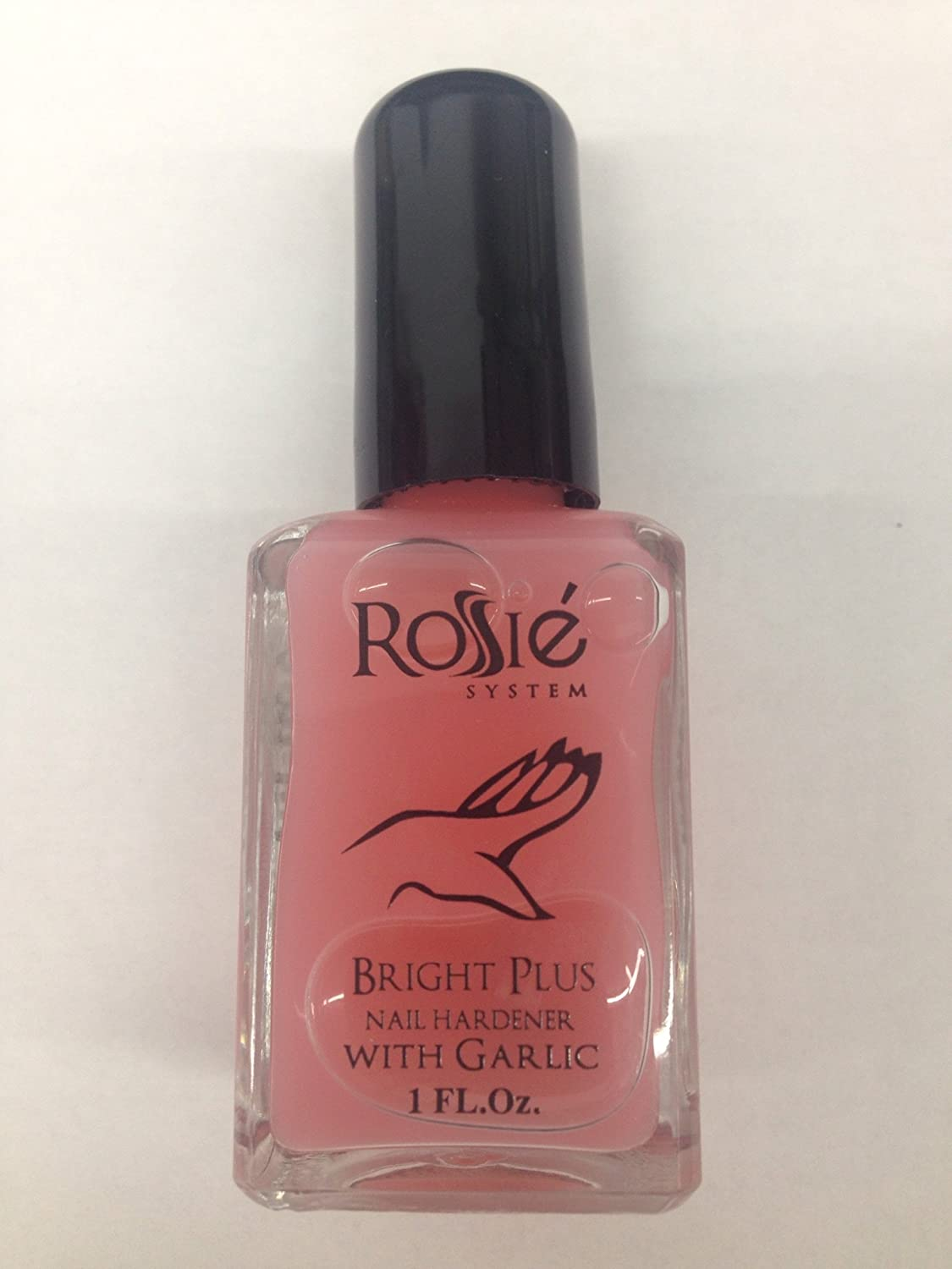 Amazon.com : Rossie System. Nail Hardener with Garlic : Nail ...
