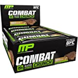Muscle Pharm Combat Crunch #1 Variety Pack 12 Bars