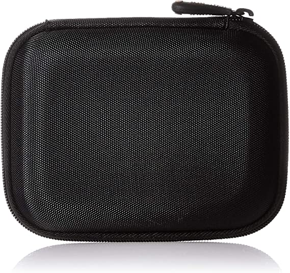 AmazonBasics Small Hard Shell Carrying Case for My Passport Essential External Hard Drive