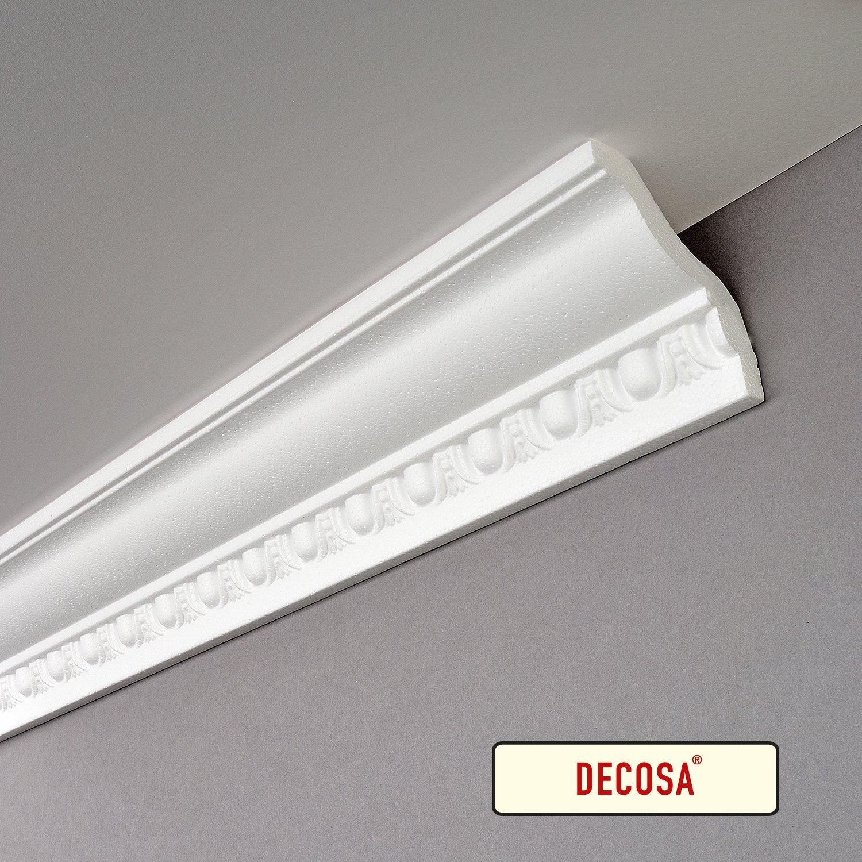 70 x 80 mm longueur 2 m Giselle Decosa Moulure G4
