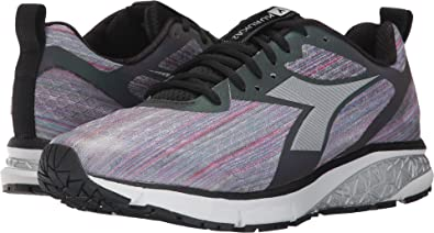 Womens Kuruka 2 Hip Black/White/White Athletic Shoe Diadora