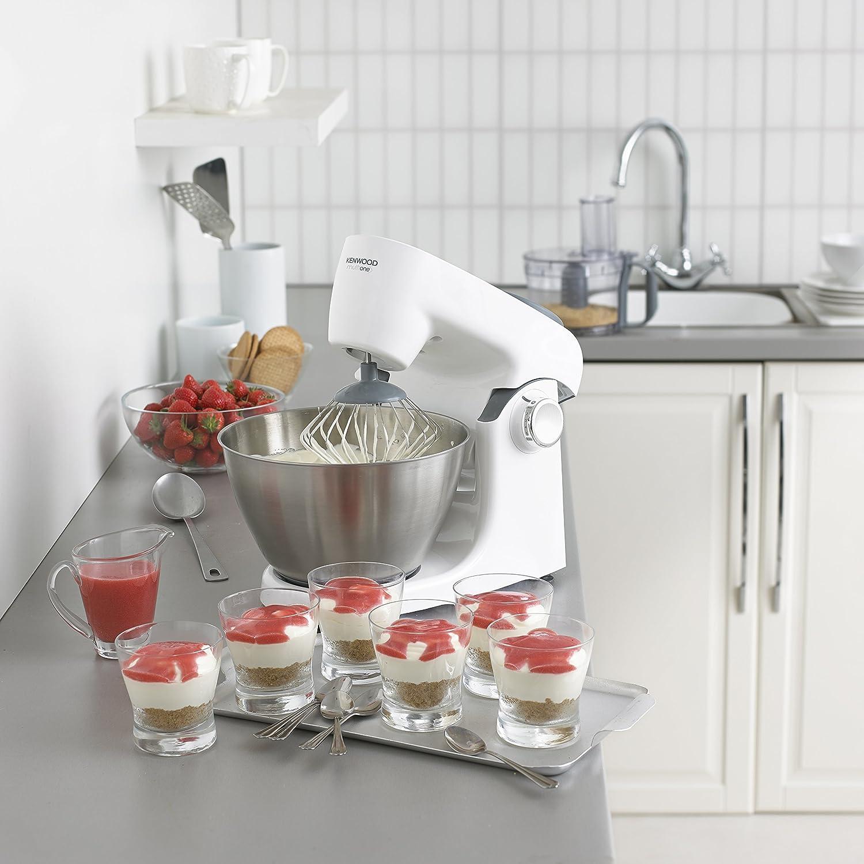 Kenwood Multi-One, 1000 W, White (Producto con enchufe de UK ...