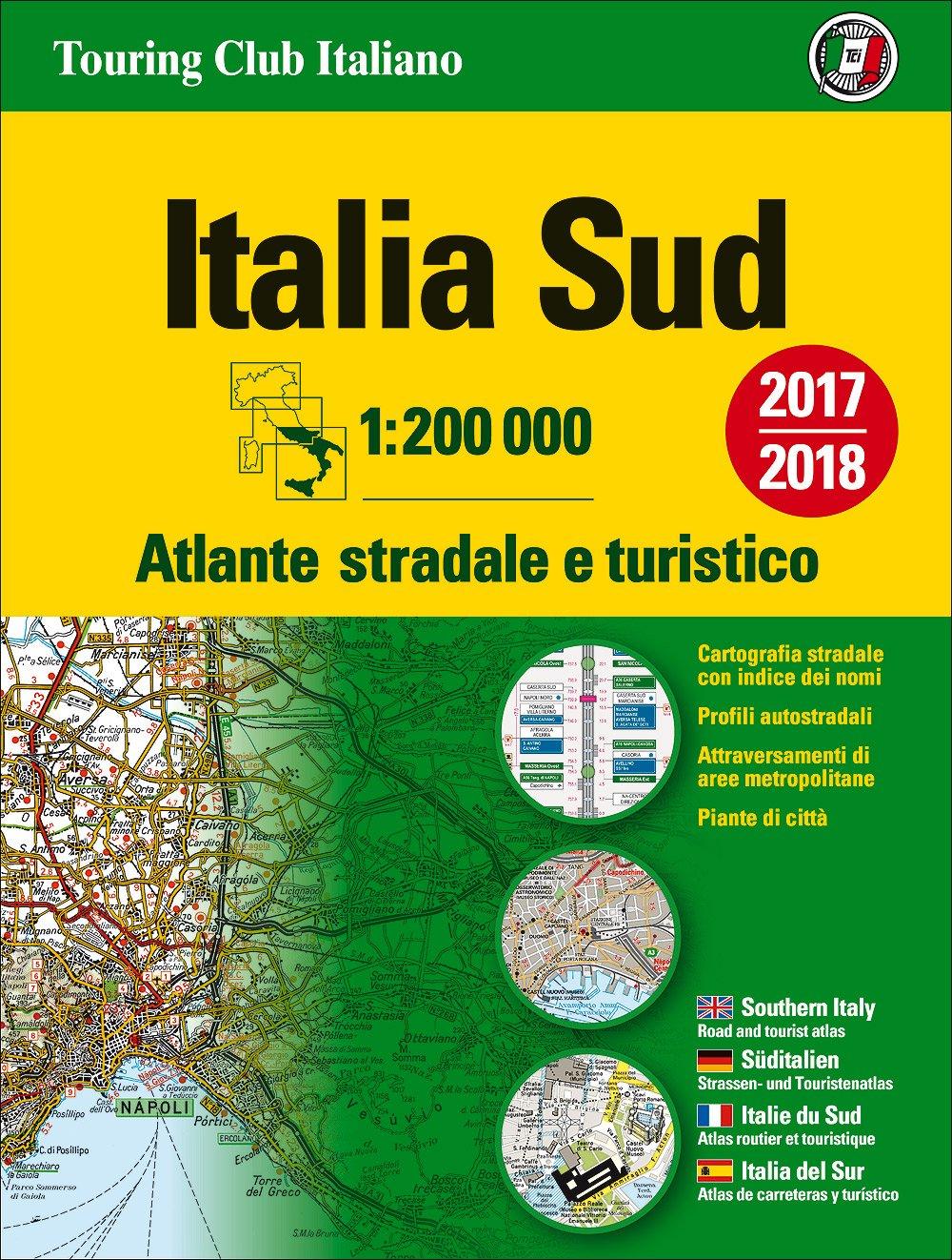 italy-south-atlas-atlante-stradale-sud-tci-a3