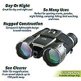 Atomic Beam Night Hero Binoculars by