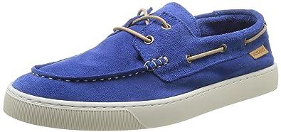 Jack   Jones Lambert, Men s Boat Shoes, Blue (Estate Blue), 8 UK ... c5d87e6b9fe5