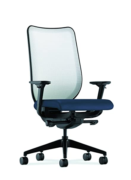 Charmant HON Nucleus Mesh Task Chair   Knit Mesh Back Computer Chair With Adjustable  Arms, Ocean