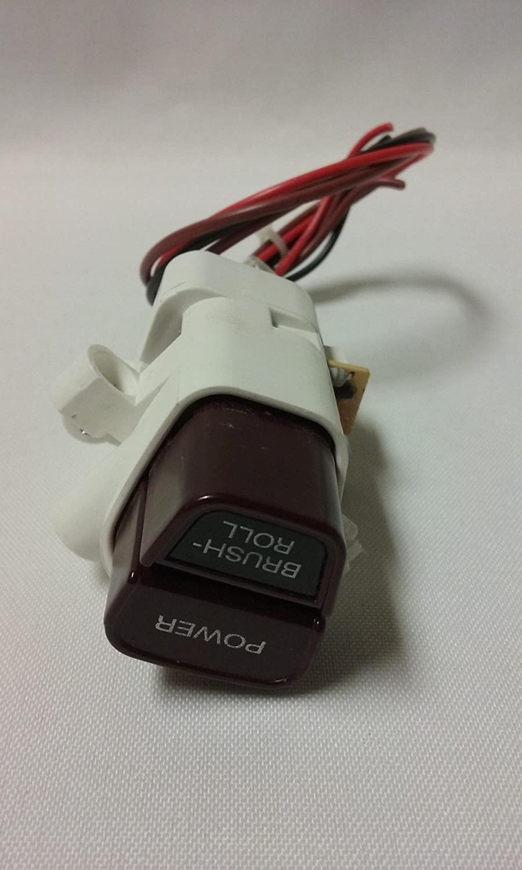 Ann's Goodies Shark Rotator Lift-Away Replacement Power-Switch fits models NV500-NV501-UV560