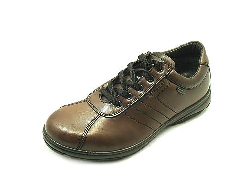 HombreAmazon Zapatos Para amp;co es Igi De Cordones Cuero Qsrdht