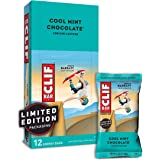 CLIF bar Cool Mint Chocolate (Box of 12), 12 x 68 g